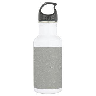 のどの罰金のグリッターのPANTONEの氷河灰色 ウォーターボトル