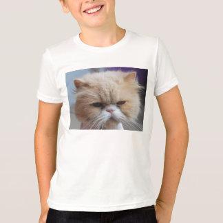 のどを鳴らす音fectのペルシャ人のワイシャツ tシャツ