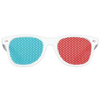 のど3D レトロサングラス