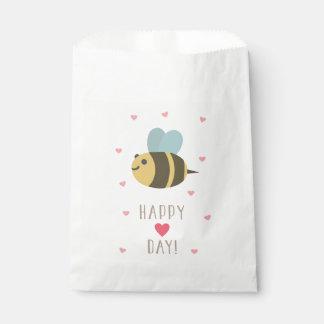 のまわりにのハッピーバレンタインデーの好意のバッグ フェイバーバッグ