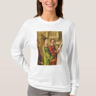 のキリストの描写の詳細 Tシャツ