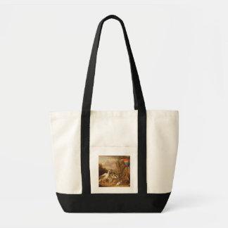 のコンゴウインコ、アヒル、オウムおよび他の鳥土地 トートバッグ