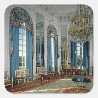 のサロンdes Glaces (鏡の部屋) スクエアシール