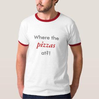のピザ一方、か。! Tシャツ