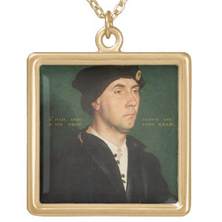 のリチャードSouthwellポートレート(1504-64年) 1536年( ゴールドプレートネックレス
