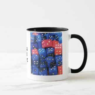 のロールサイコロ マグカップ