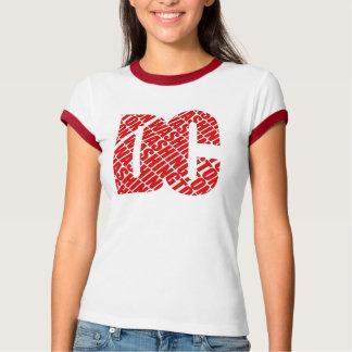 のワシントンD.C. Tシャツ