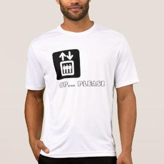 の上… お願いします Tシャツ