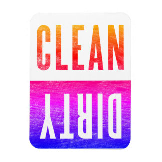 |の汚れた凸版印刷のスタイルの食洗機Ipanemaをきれいにして下さい 磁石