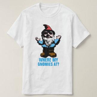 の私のGnomies一方、 Tシャツ
