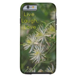の笑い、愛生きているiPhone 6/6sの場合をインスパイア ケース