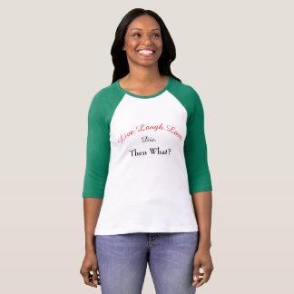 の笑い、愛Tシャツ生きている Tシャツ