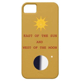 の西の日曜日の東そして月 iPhone SE/5/5s ケース