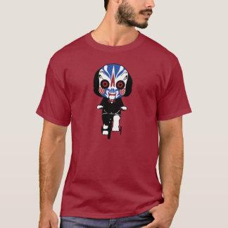 《の鋸の》のkuroi-TのデザインのTシャツ Tシャツ