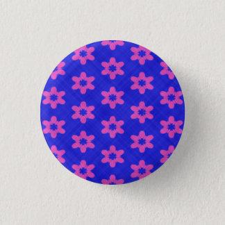の1つの¼のインチ円形ボタン小さい開花して下さい 3.2CM 丸型バッジ