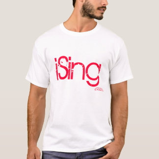 のALTO iSing Tシャツ