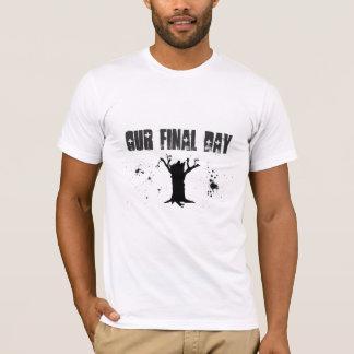 のppt、dts、私達の最終的な日tippy tシャツ