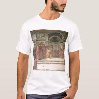 のSt. Zachariasに現われる天使 Tシャツ