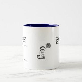 のTouchのミット ツートーンマグカップ