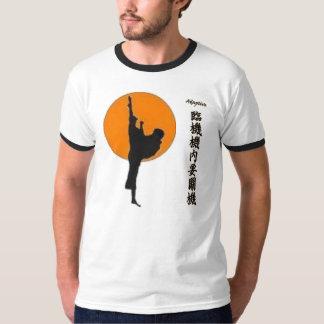 のtranslatelum kickboxing tシャツ