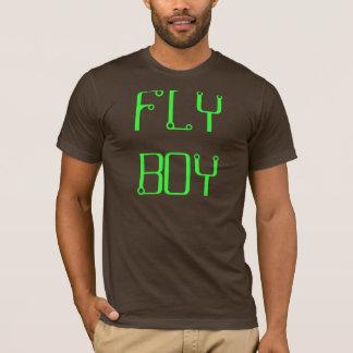 はえの男の子 Tシャツ