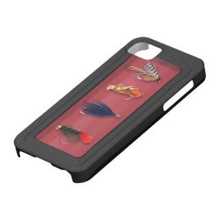 はえの魚釣りは飛びます iPhone SE/5/5s ケース