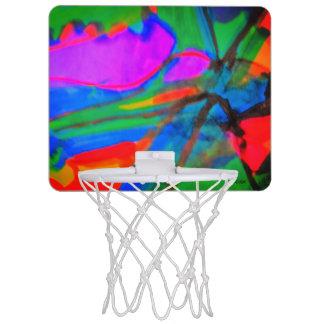 はえ ミニバスケットボールゴール