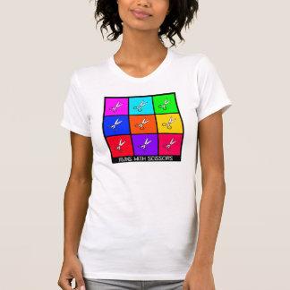 はさみとの操業 Tシャツ