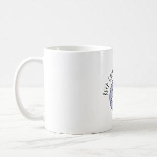 はすの花のマグ コーヒーマグカップ