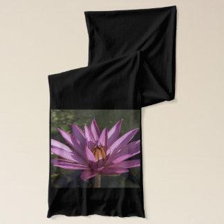 はすの花 スカーフ