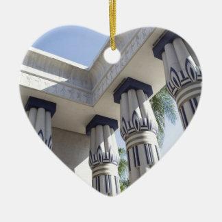 はすコラムのエジプト人Museum.jpg セラミックオーナメント