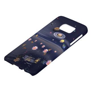 はす宇宙Samsungの銀河系S7の箱 Samsung Galaxy S7 ケース