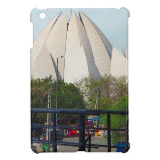 はす寺院のニューデリーインドBahá'íの家の崇拝 iPad Miniケース