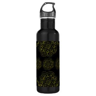 はす花(Henna) (金ゴールド) ウォーターボトル