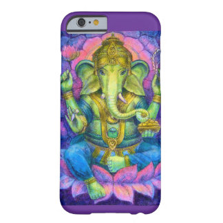 はすGaneshaのiPhone6ケースの幸運なヒンズー教象 Barely There iPhone 6 ケース