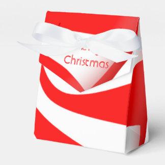 はっか菓子のメリークリスマス フェイバーボックス