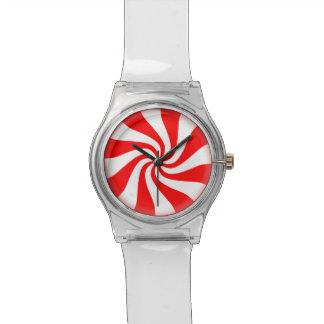 はっか菓子 腕時計