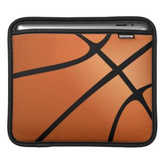 はっきりしたで、シンプルで、エレガントなバスケットボールのiPadの袖 iPadスリーブ