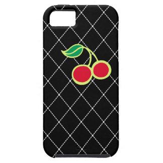 はっきりしたなさくらんぼのiPhone 5の場合 iPhone SE/5/5s ケース