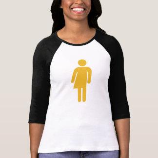はっきりしたなトランス・ジェンダーのデザイン Tシャツ