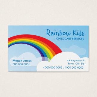はっきりしたな名刺:: おもしろいの虹1L 名刺