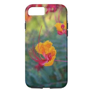 はっきりしたな熱帯花の写真のiPhone 7の場合 iPhone 8/7ケース