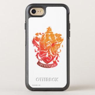 はねるハリー・ポッターシリーズ| Gryffindorの頂上- オッターボックスシンメトリーiPhone 8/7 ケース