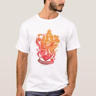 はねるハリー・ポッターシリーズ| Gryffindorの頂上- Tシャツ