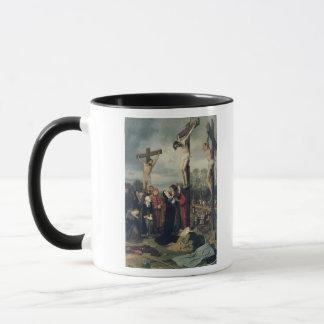 はりつけ1873年 マグカップ