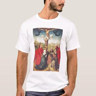 はりつけ、c.1510 (パネルの油) tシャツ