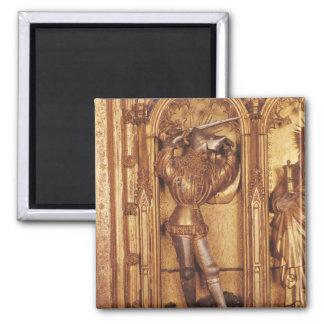 はりつけ、St.の詳細の祭壇の背後の飾り マグネット