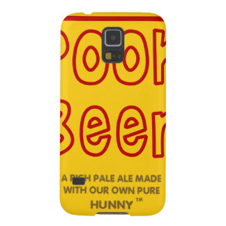 ばかなビール GALAXY S5 ケース