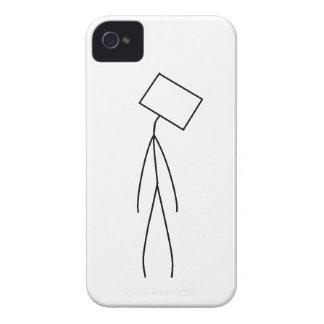 ばか者 Case-Mate iPhone 4 ケース