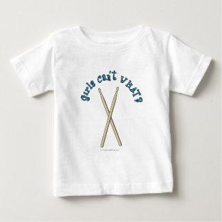 ばち ベビーTシャツ